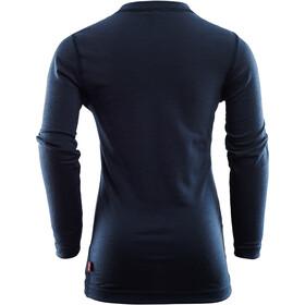 Aclima LightWool Crew Neck Shirt Kids navy blazer